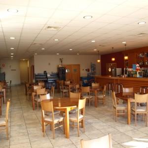 Restaurante y Salones Sociales